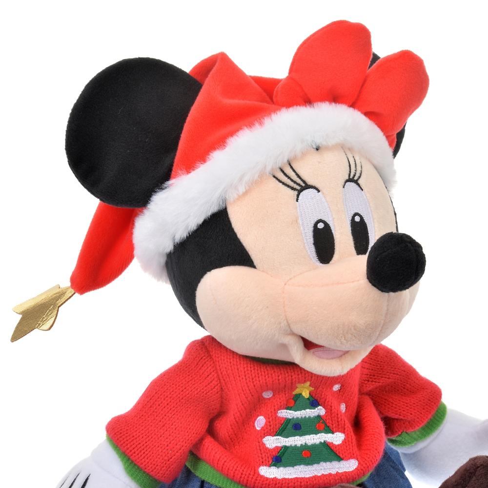ミニー ぬいぐるみ クリスマス 2020