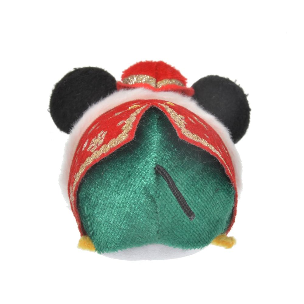 ツムツム ぬいぐるみ ミッキー ミニ(S) クリスマスカラー TSUM TSUM