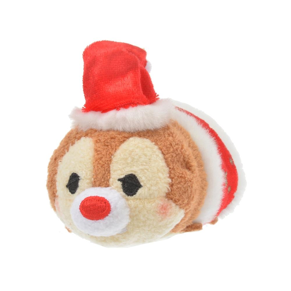 ツムツム ぬいぐるみ デール ミニ(S) クリスマスカラー TSUM TSUM