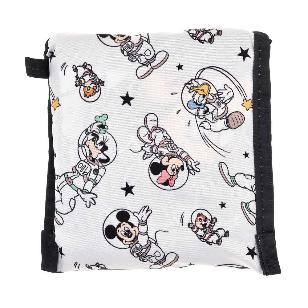 ミッキー&フレンズ ショッピングバッグ・エコバッグ 宇宙遊泳