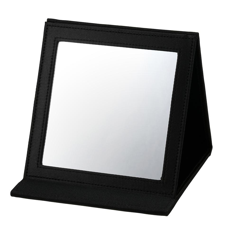リトル・マーメイド ミラー・鏡 折りたたみ式 Nifty Black