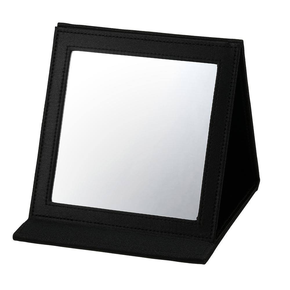 ふしぎの国のアリス ミラー・鏡 折りたたみ式 Nifty Black