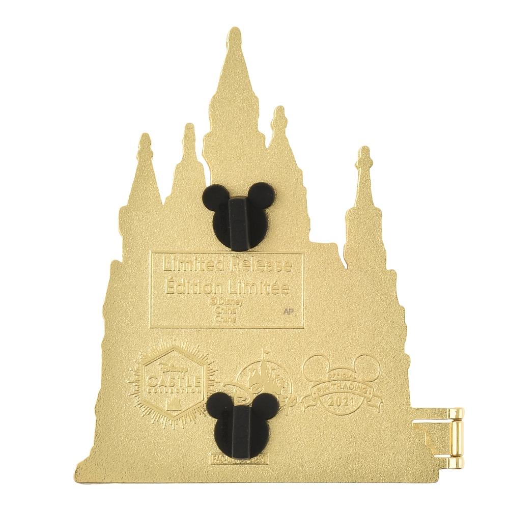 眠れる森の美女 ピンバッジ 城 Disney Castle Collection