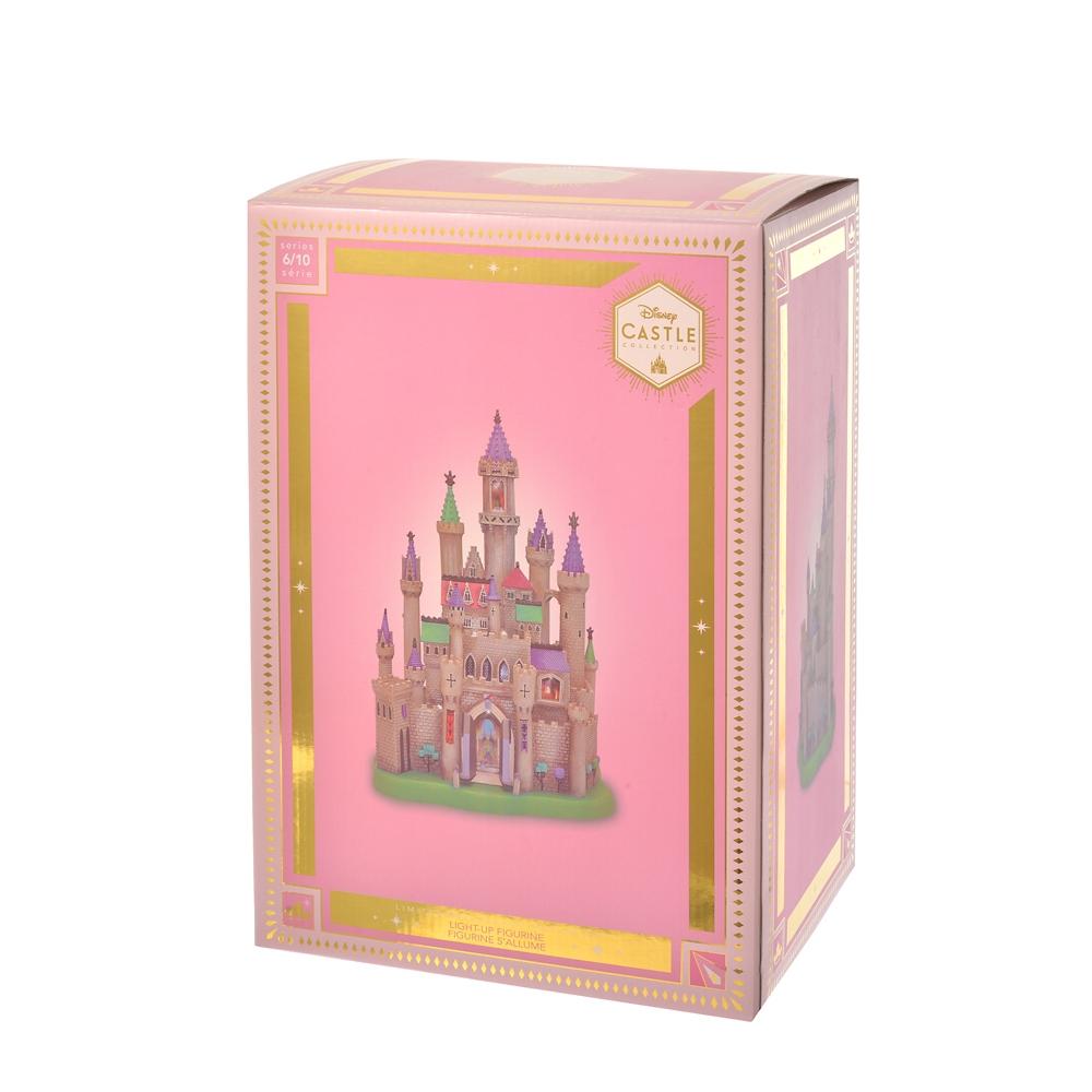 眠れる森の美女 フィギュア 城 Disney Castle Collection
