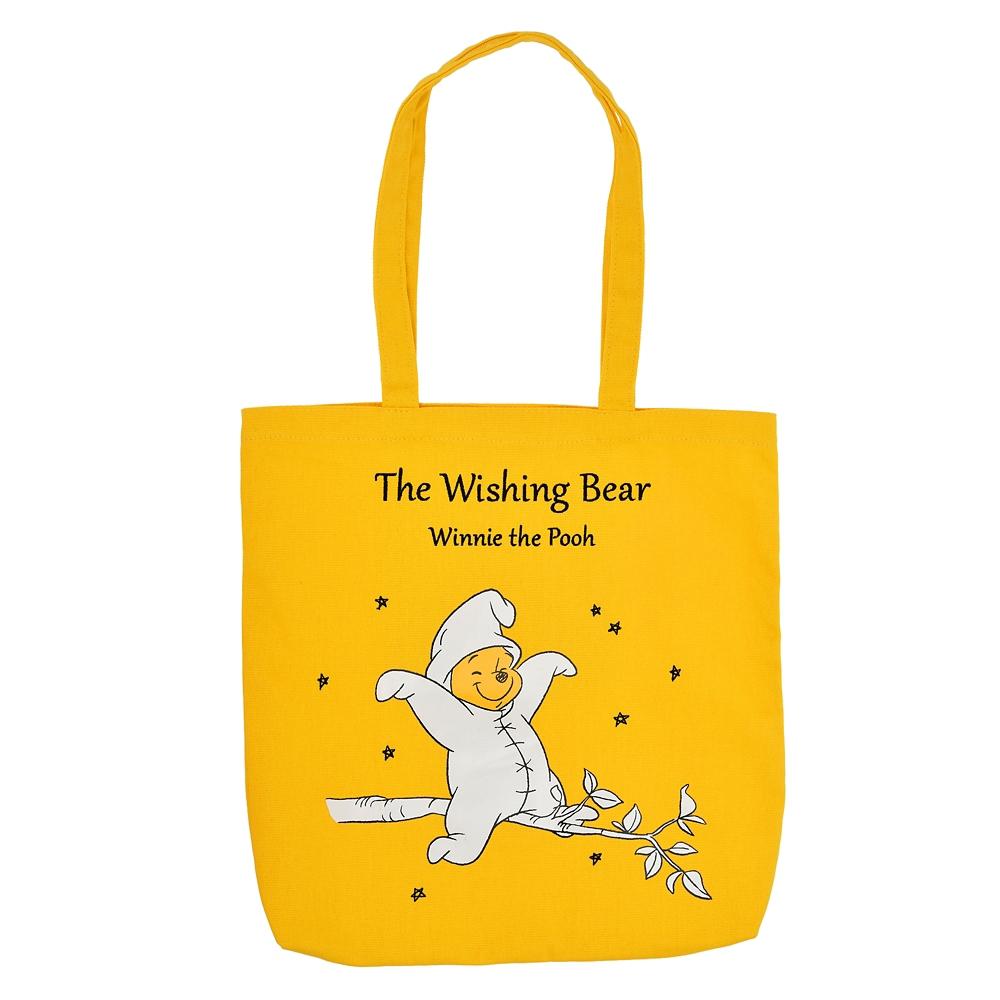 プーさん トートバッグ The Wishing Bear