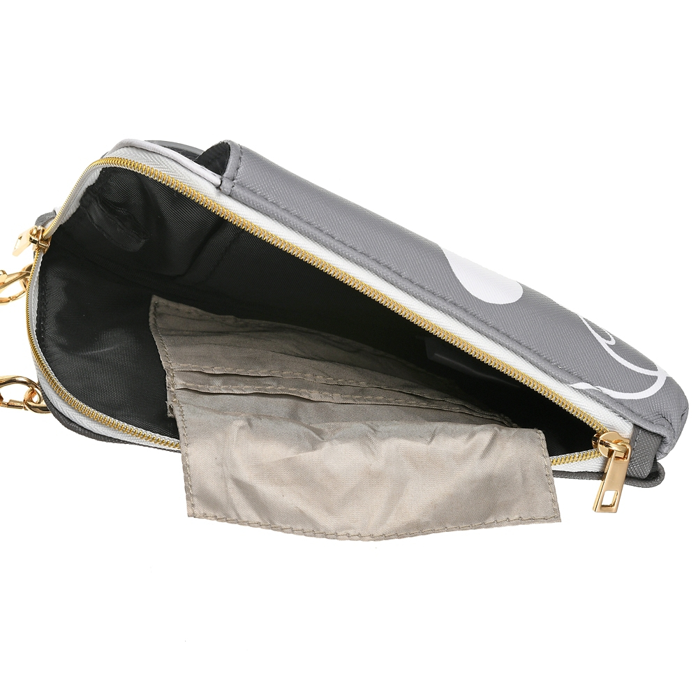 ミッキー モバポシェ バイカラー Mobile Pochette