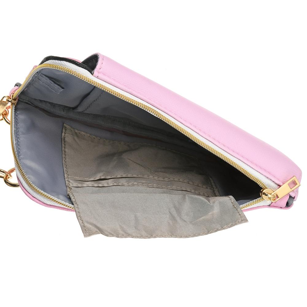 ミニー モバポシェ バイカラー Mobile Pochette