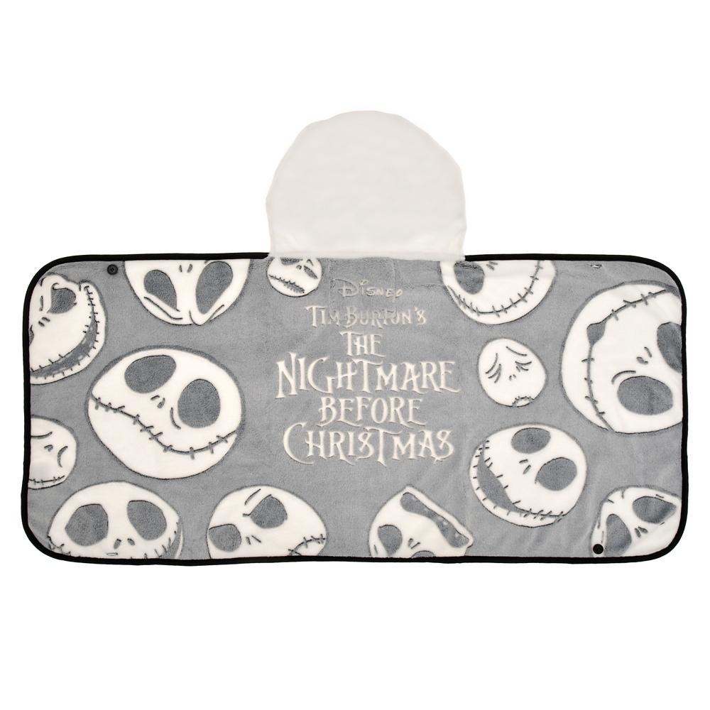 ジャック・スケリントン ブランケット 5WAY Tim Burton's The Nightmare Before Christmas