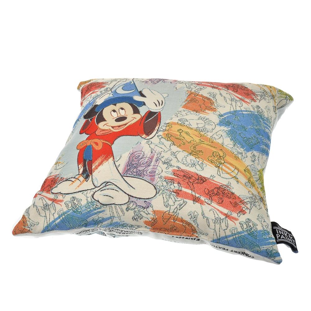 ミッキー クッション Mickey Mouse Birthday 2020