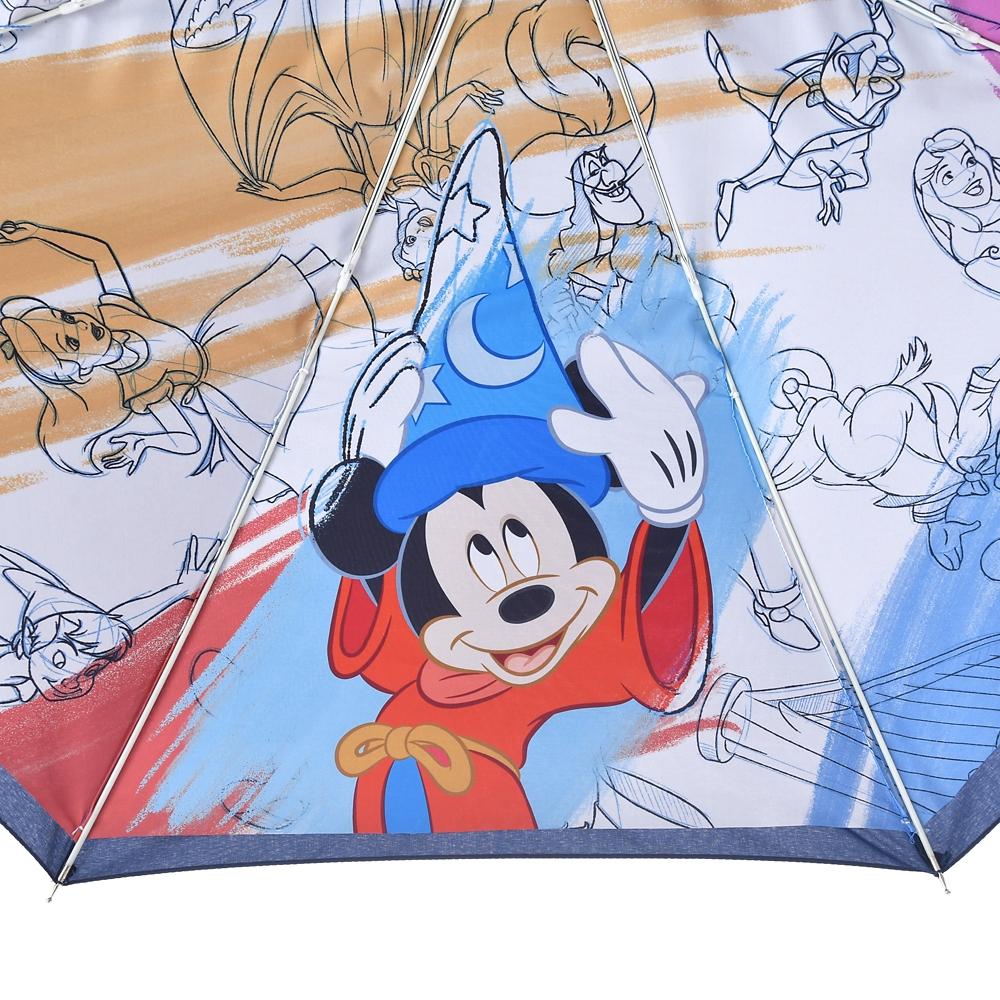ミッキー 傘 ジャンプ式 Mickey Mouse Birthday 2020