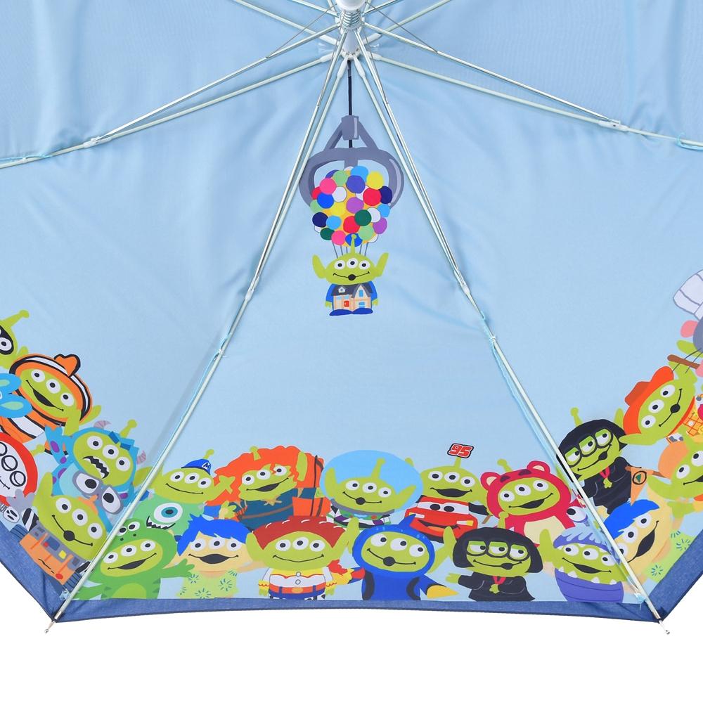 リトル・グリーン・メン/エイリアン 傘 ジャンプ式 コスチュームエイリアン Toy Story 25th