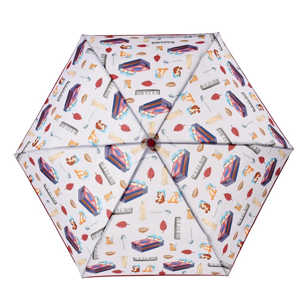 チップ&デール 傘 折りたたみ式