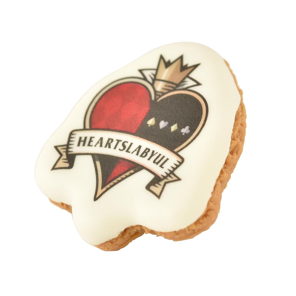 【キューポット】ツイステッドワンダーランド ハーツラビュル寮/ブローチ シュガークッキー