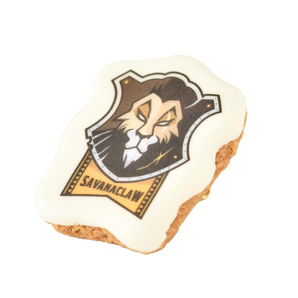 【キューポット】ツイステッドワンダーランド サバナクロー寮/ブローチ シュガークッキー【受注生産】