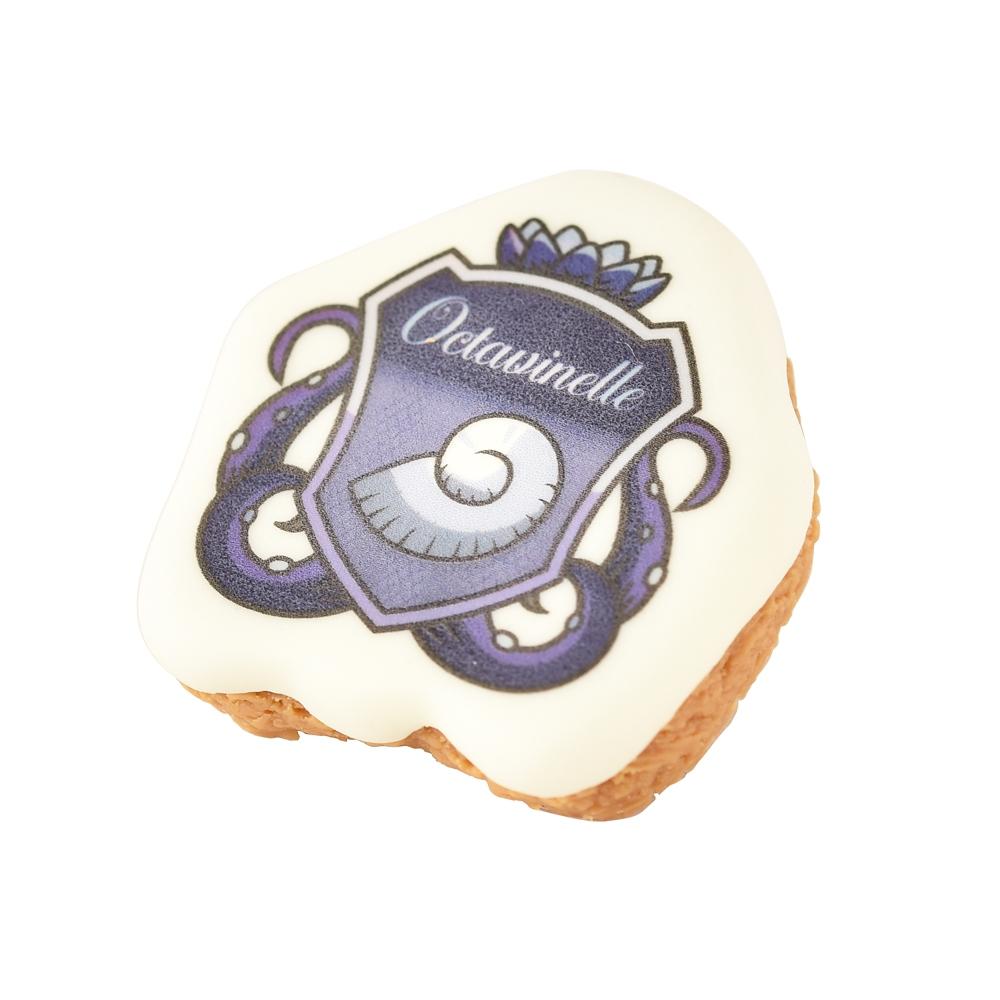 【キューポット】ツイステッドワンダーランド オクタヴィネル寮/ブローチ シュガークッキー【受注生産】