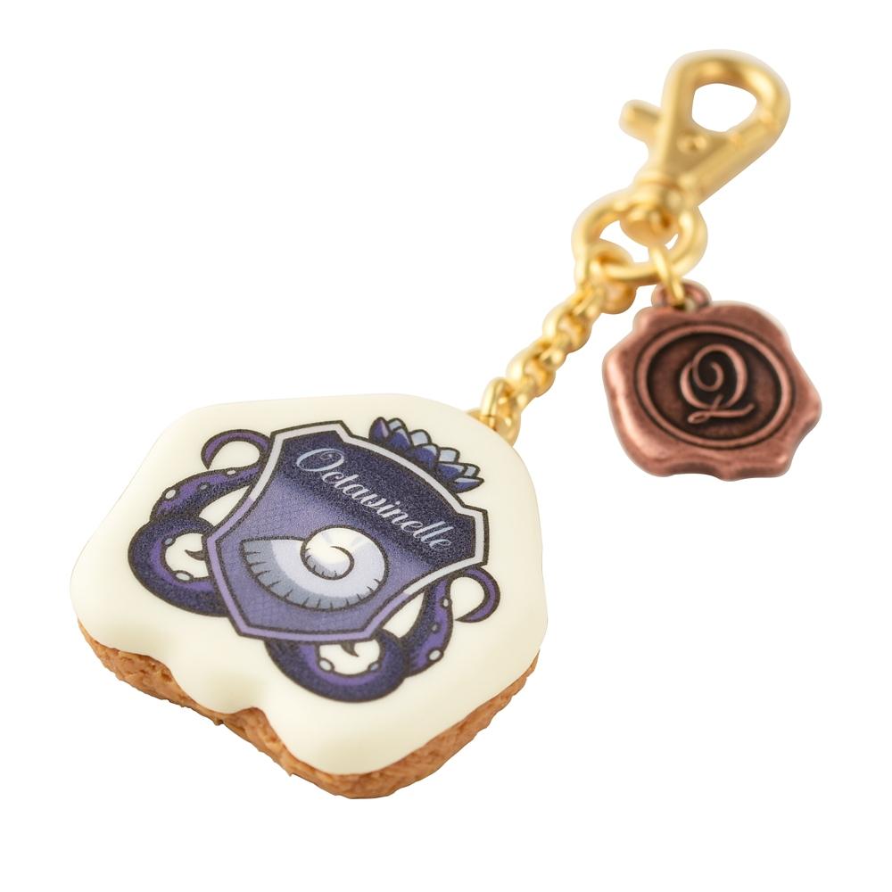 【キューポット】ツイステッドワンダーランド オクタヴィネル寮/バッグチャーム シュガークッキー【受注生産】