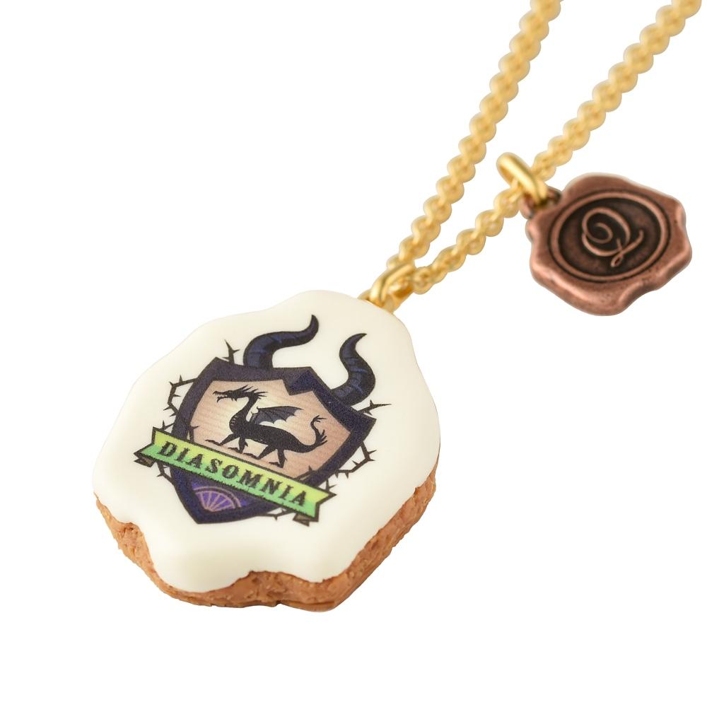【キューポット】ツイステッドワンダーランド ディアソムニア寮/ネックレス シュガークッキー