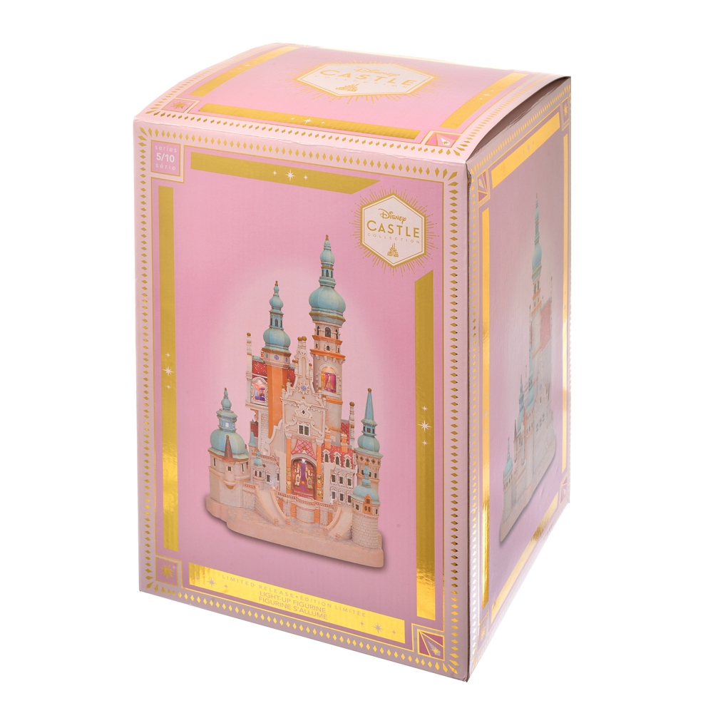 塔の上のラプンツェル フィギュア 城 Disney Castle Collection