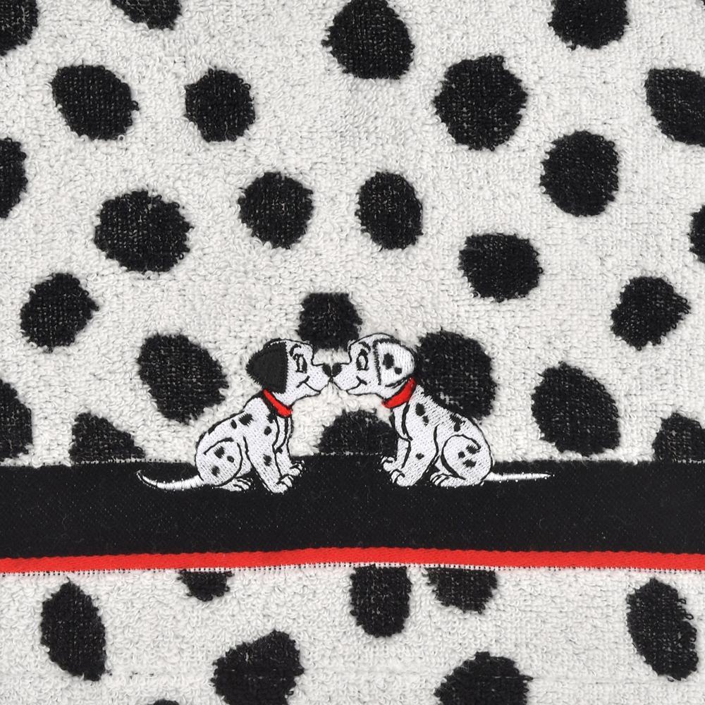 101匹わんちゃん フェイスタオル 101 Dalmatians