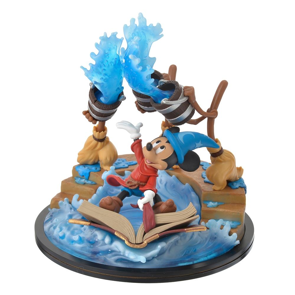 【Q-Fig Max】ミッキー フィギュア ファンタジア Mickey Mouse Birthday 2020