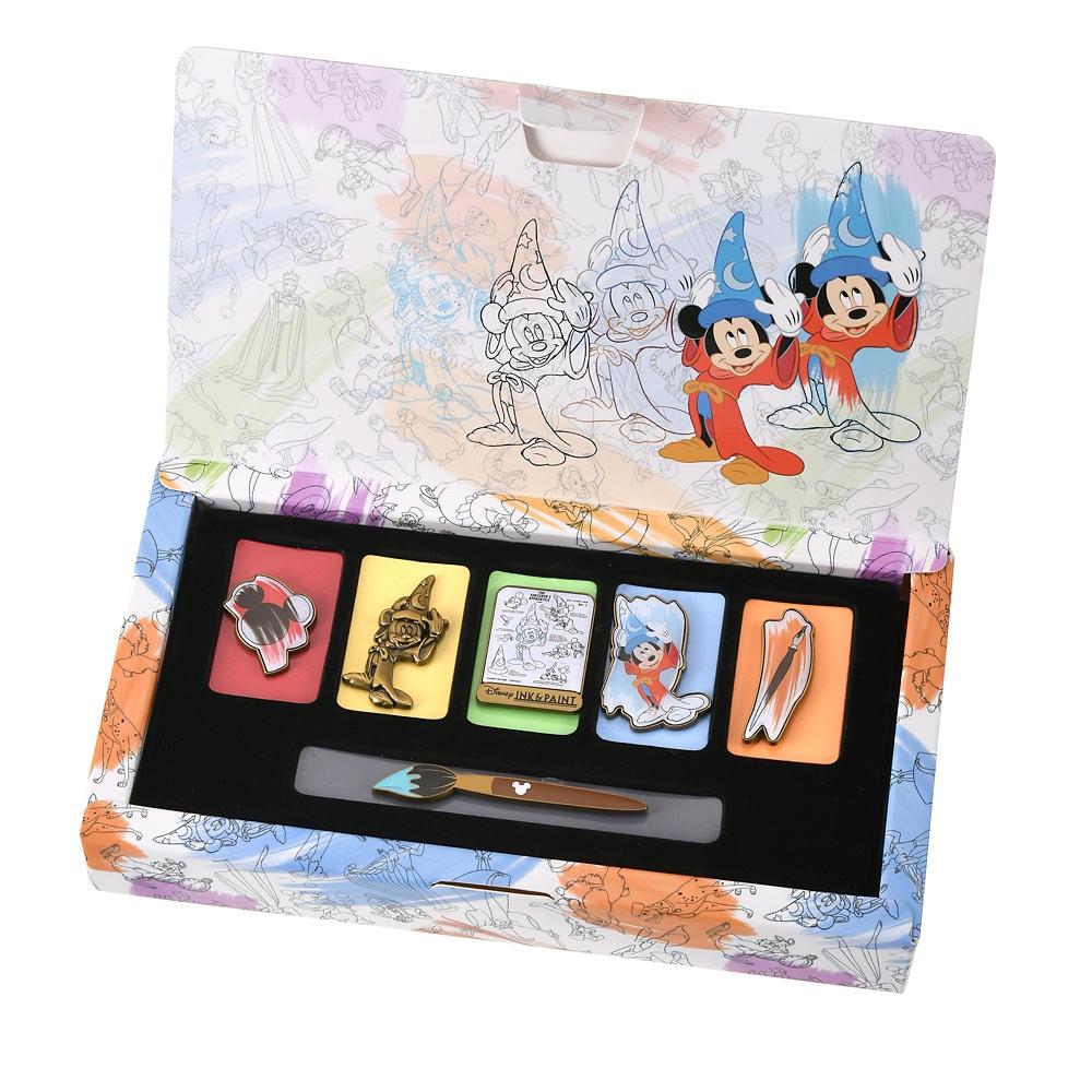 ミッキー ピンバッジ セット Mickey Mouse Birthday 2020