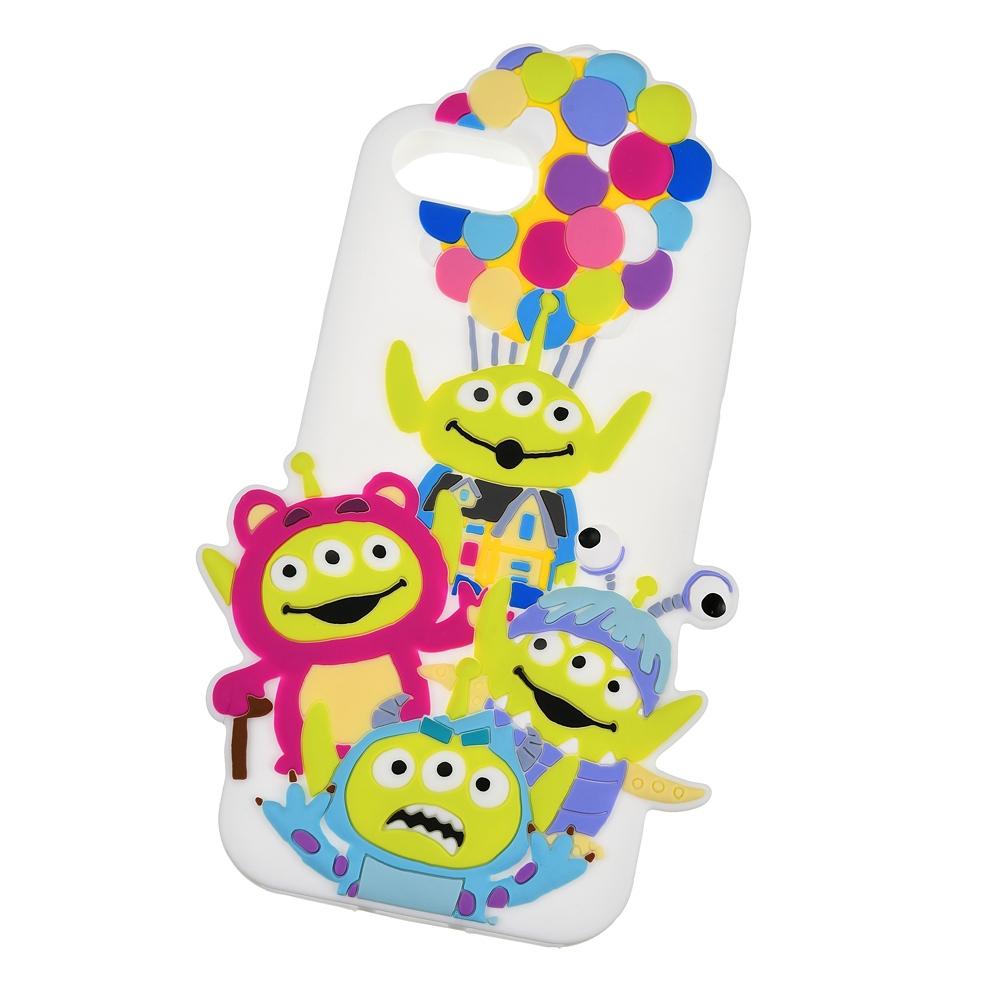 リトル・グリーン・メン/エイリアン iPhone 6/6s/7/8用スマホケース・カバー Toy Story 25th