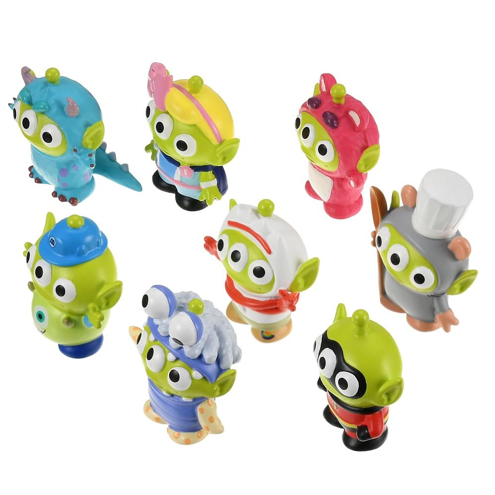 リトル・グリーン・メン/エイリアン シークレットフィギュア コスチュームエイリアン Toy Story 25th