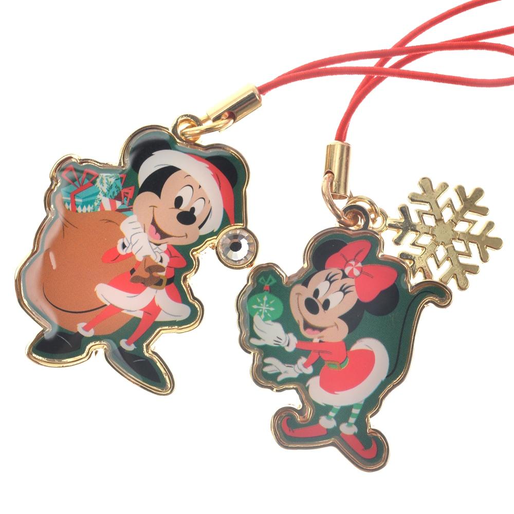 ミッキー&フレンズ シークレットストラップ Disney Christmas 2020
