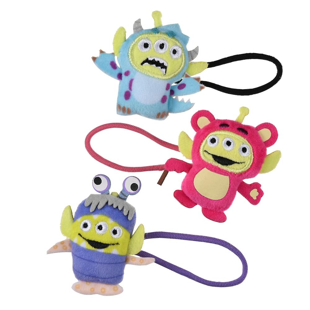 リトル・グリーン・メン/エイリアン ヘアポニー ぬいぐるみ風 コスチュームエイリアン Toy Story 25th
