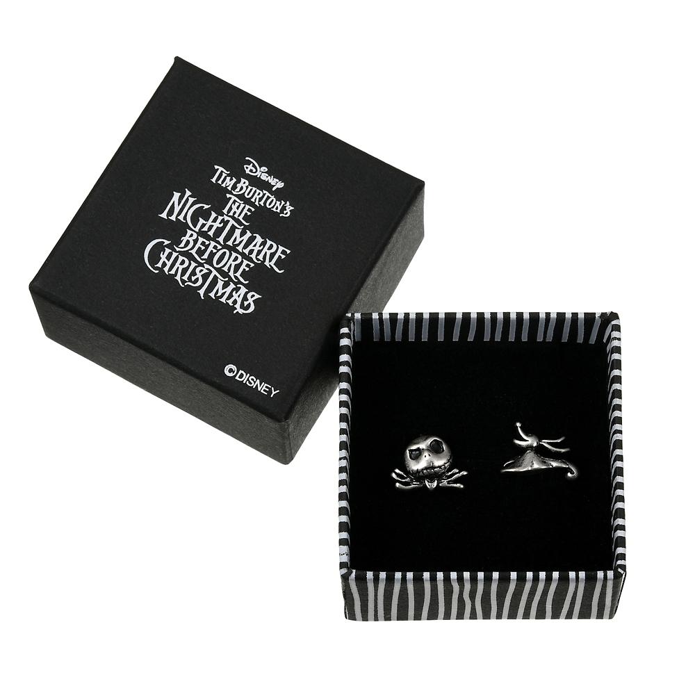 ジャック・スケリントン&ゼロ ピアス Tim Burton's The Nightmare Before Christmas