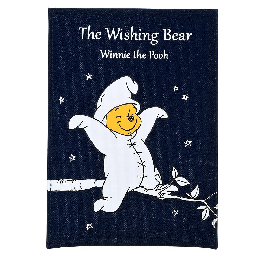 プーさん ミラー・鏡 折りたたみ式 The Wishing Bear