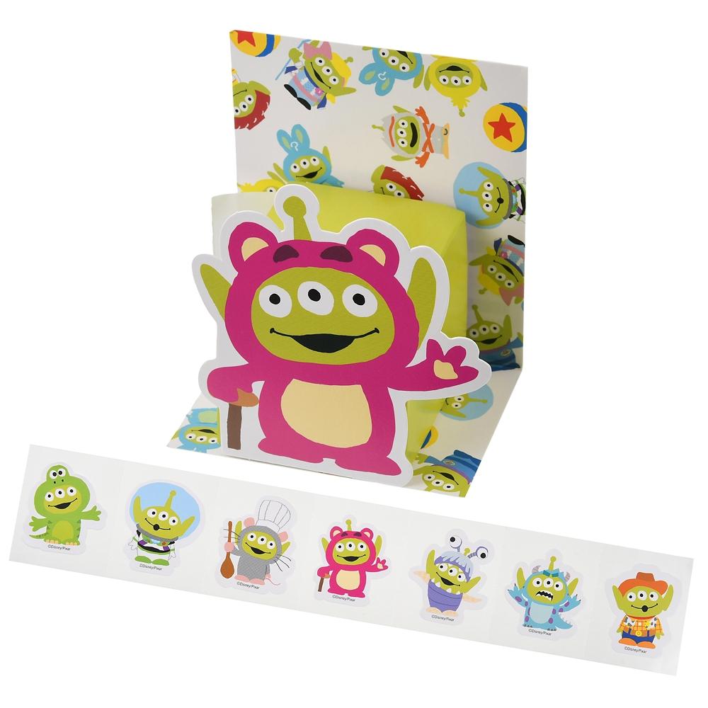 リトル・グリーン・メン/エイリアン シール・ステッカー ロール コスチュームエイリアン Toy Story 25th