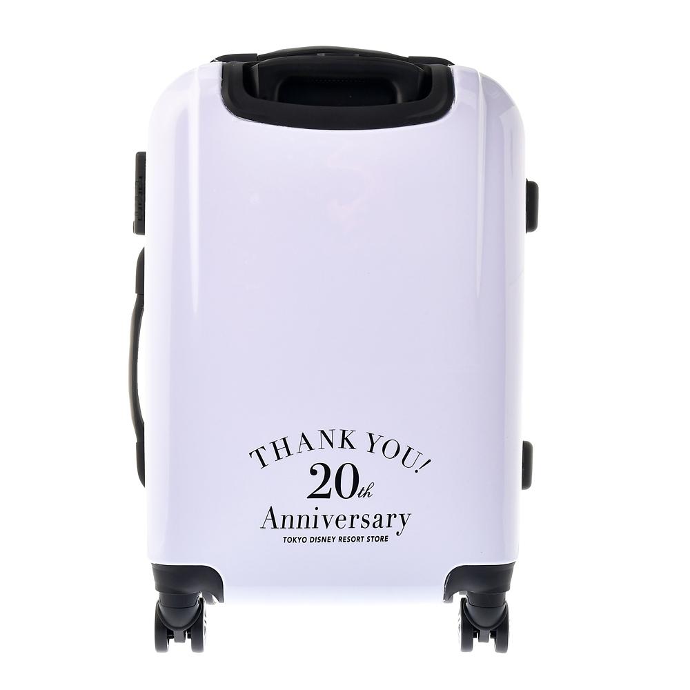【送料無料】ミッキー&フレンズ スーツケース(M)  TOKYO DISNEY RESORT STORE 20th Anniversary