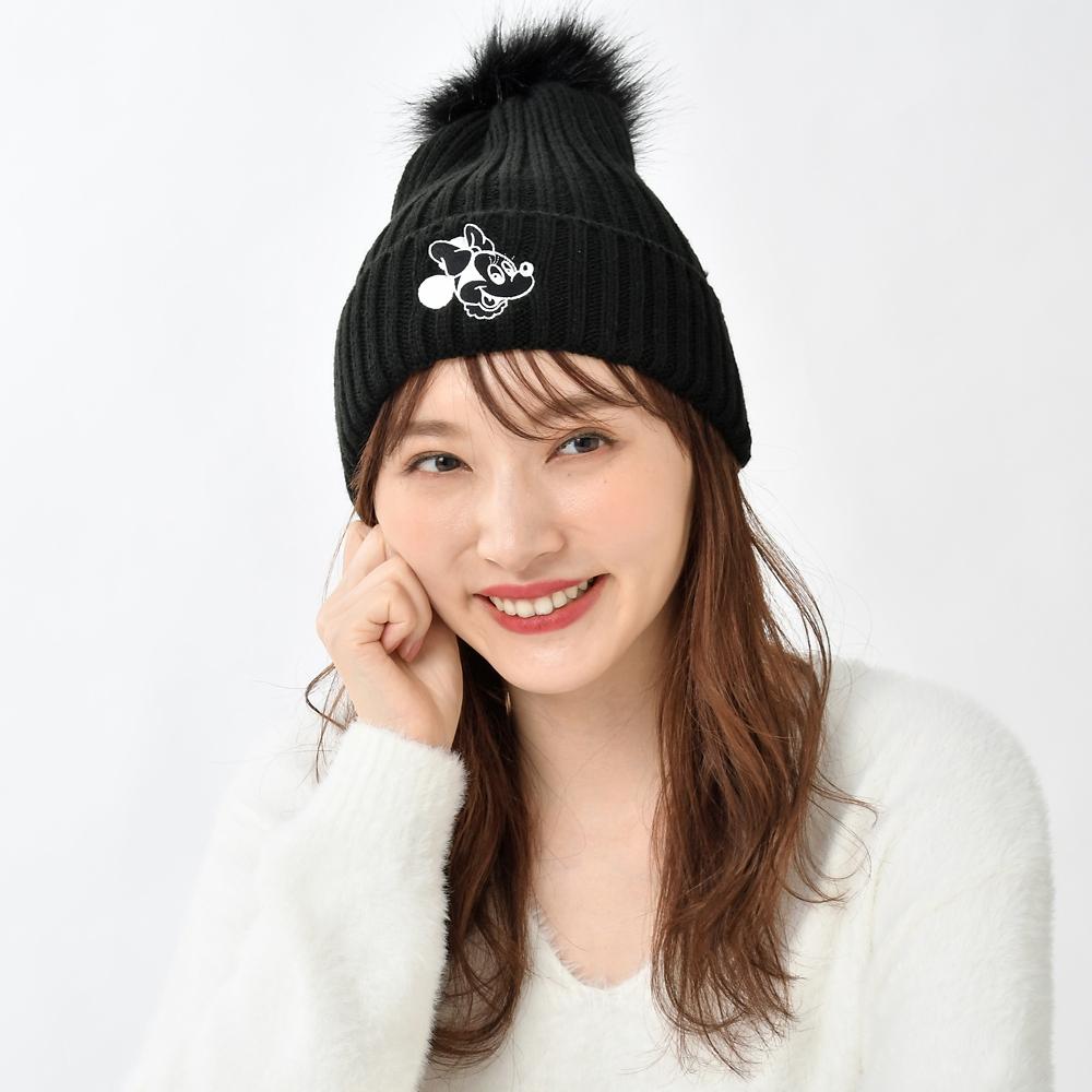 ミニー 帽子・キャップ ニット FuwaMoco