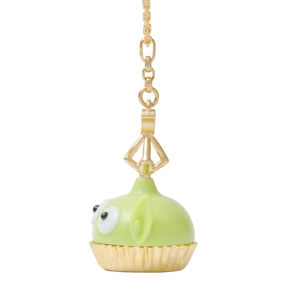 【キューポット】トイ・ストーリー リトル・グリーン・メン/ネックレス プチケーキ