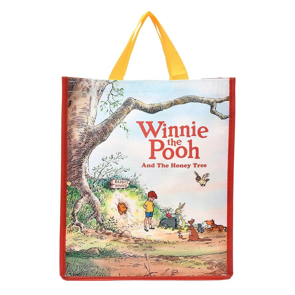 くまのプーさん ショッピングバッグ・エコバッグ Winnie the Pooh And The Honey Tree 55th Anniversary