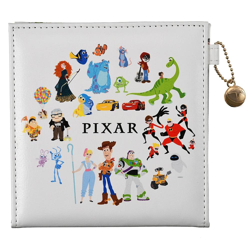 ピクサーキャラクター ミラー・鏡 折りたたみ式 Pixar Better Together