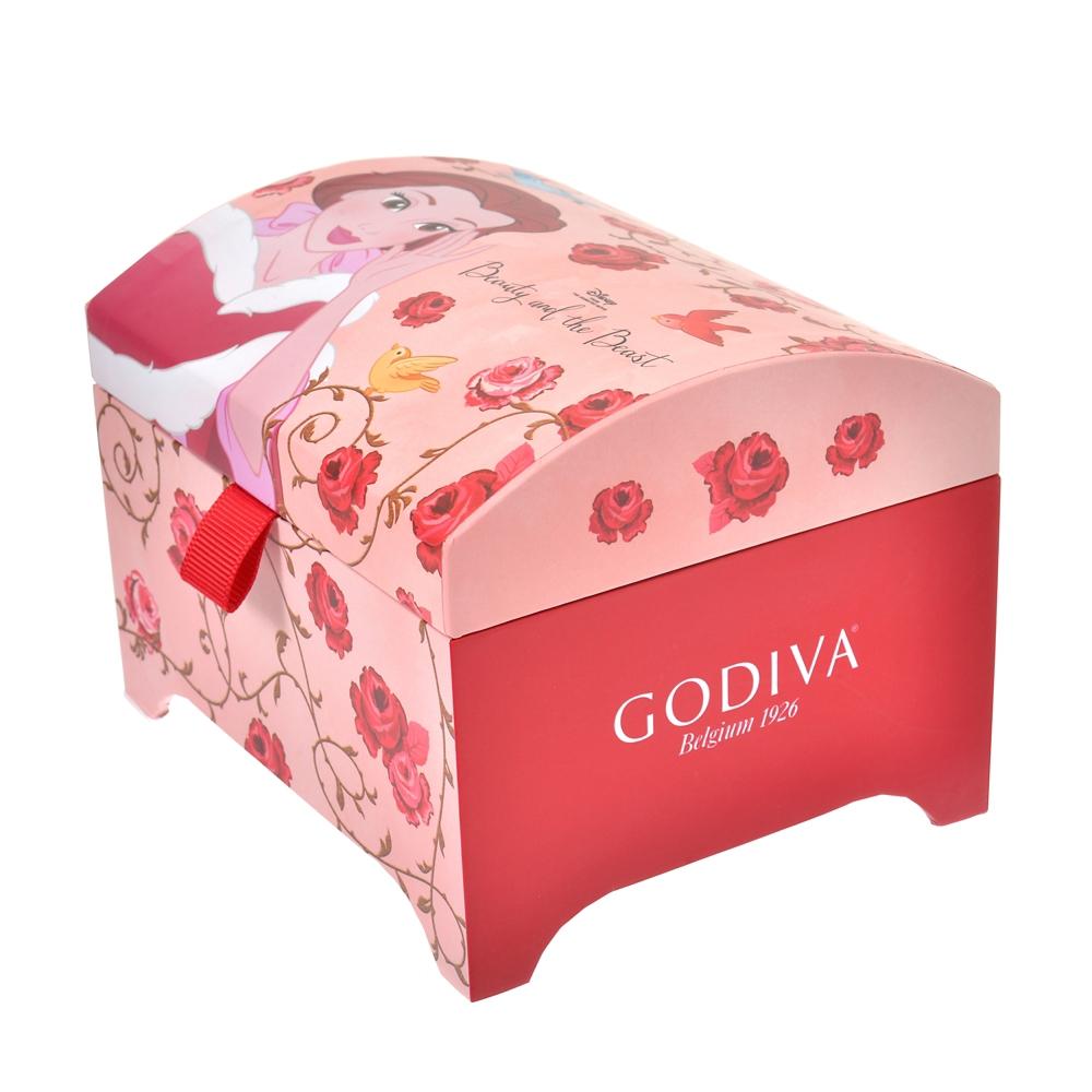【GODIVA】ベル G キューブ アソートメント BOX Special Valentine