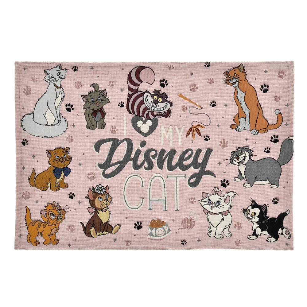 【送料無料】ディズニーキャラクター マット I Love MY Disney CAT