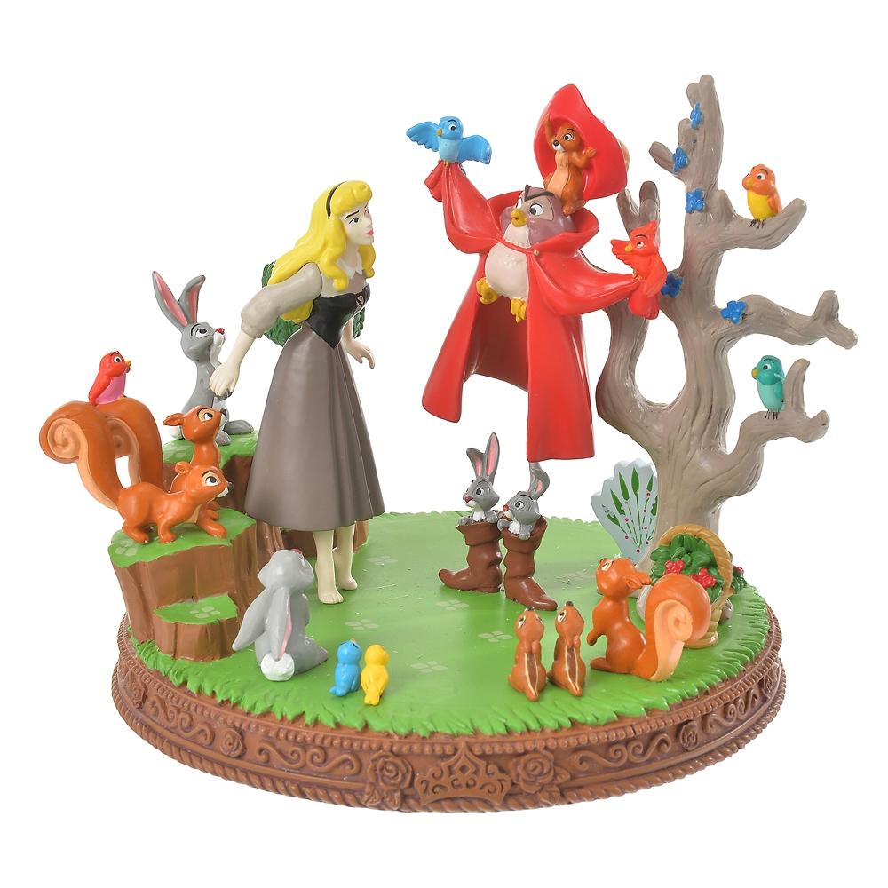 オーロラ姫 アクセサリースタンド 眠れる森の美女 Story Collection