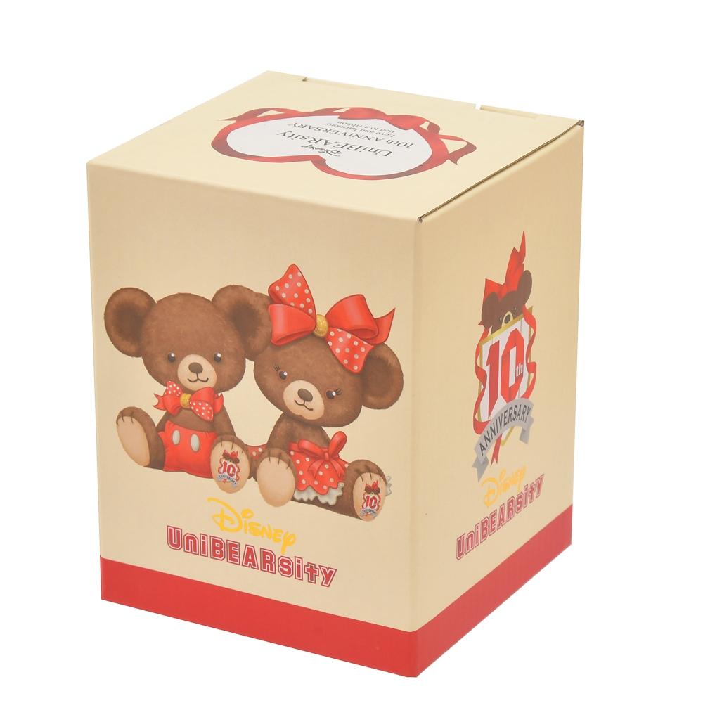 ユニベアシティ モカ&プリン マグカップ ふた付き UniBEARsity 10th Anniversary