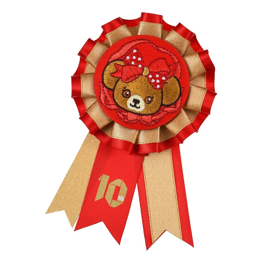 ユニベアシティ プリン ピンバッジ ロゼット UniBEARsity 10th Anniversary