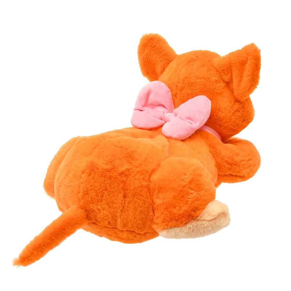 【送料無料】ダイナ ティッシュボックスカバー I Love MY Disney CAT