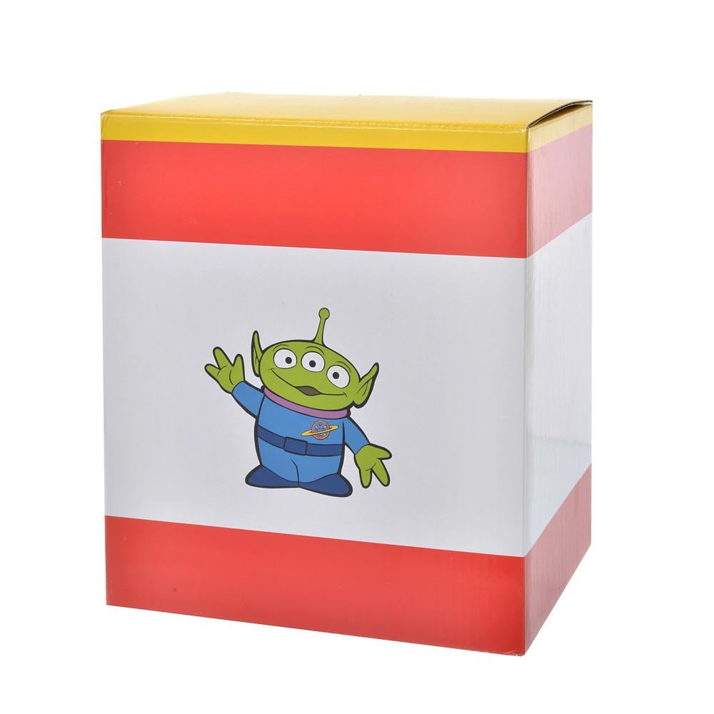 リトル・グリーン・メン/エイリアン コットンケース スペースクレーン Pixar Cosme