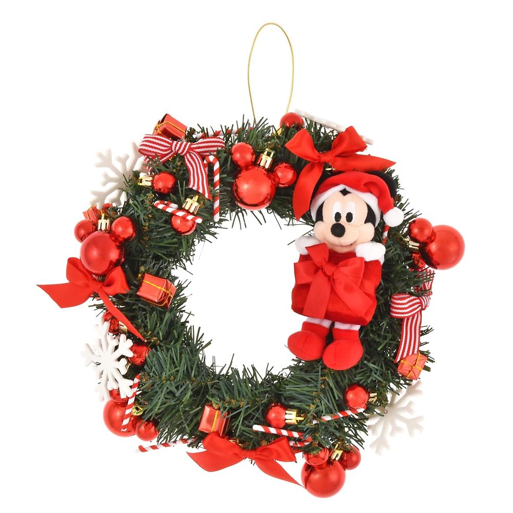 ミッキー リース Disney Christmas 2020