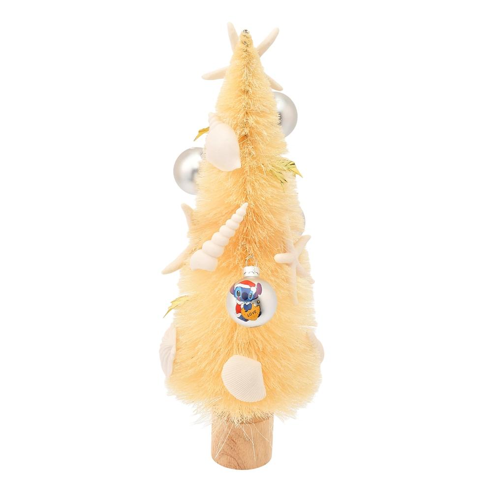スティッチ&スクランプ クリスマスツリー Hawaiian Christmas