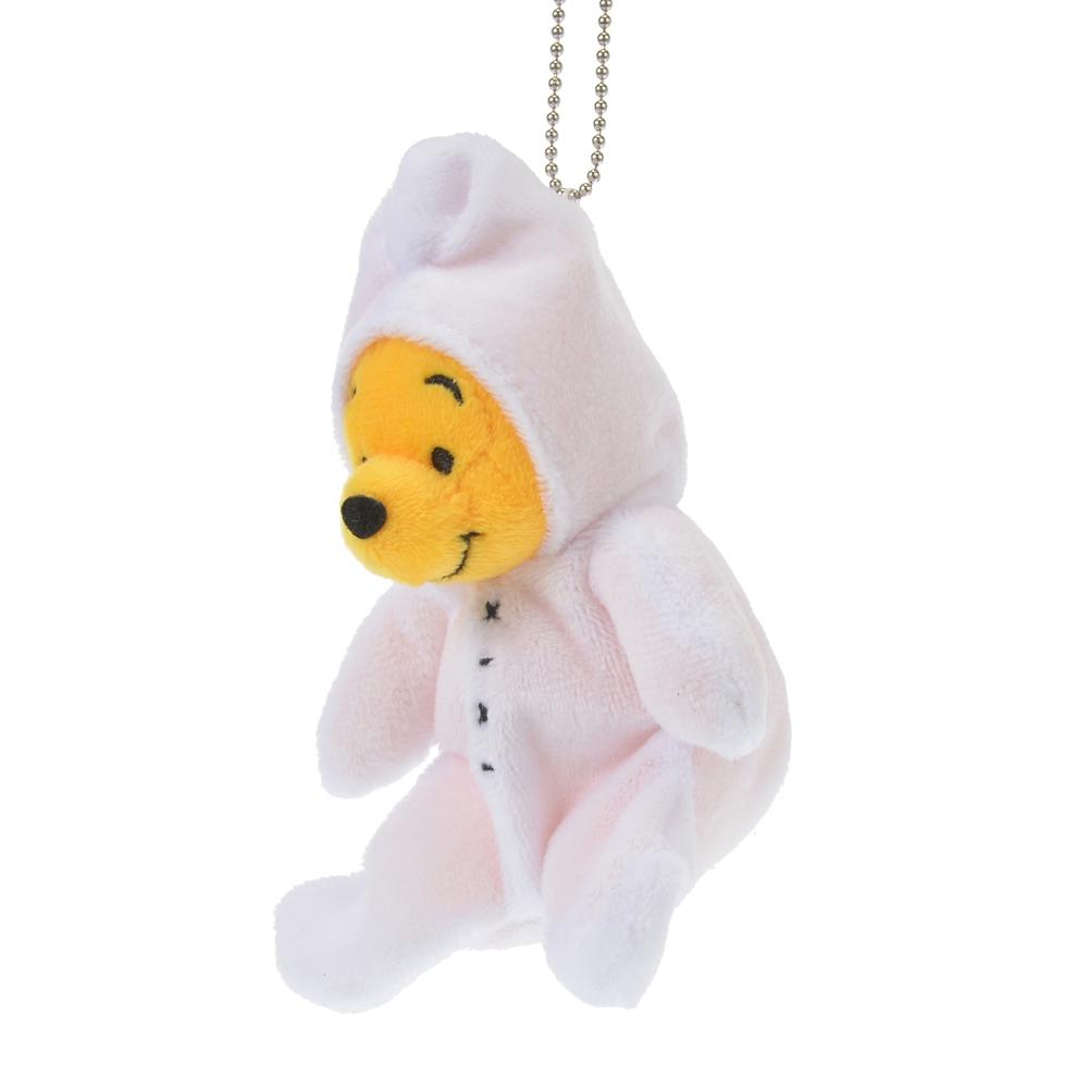 プーさん ぬいぐるみキーホルダー・キーチェーン おすわり The Wishing Bear