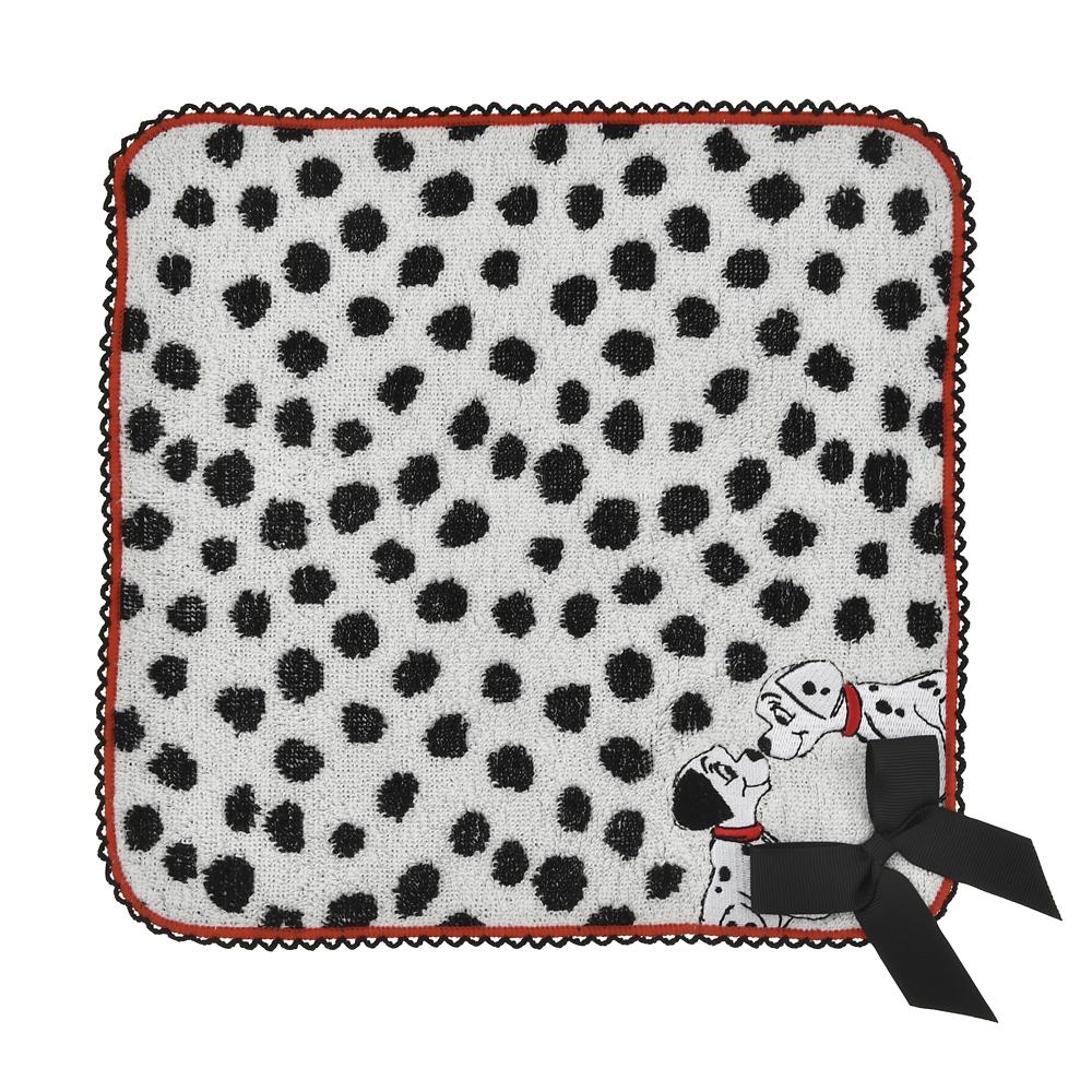 101匹わんちゃん ミニタオル 101 Dalmatians