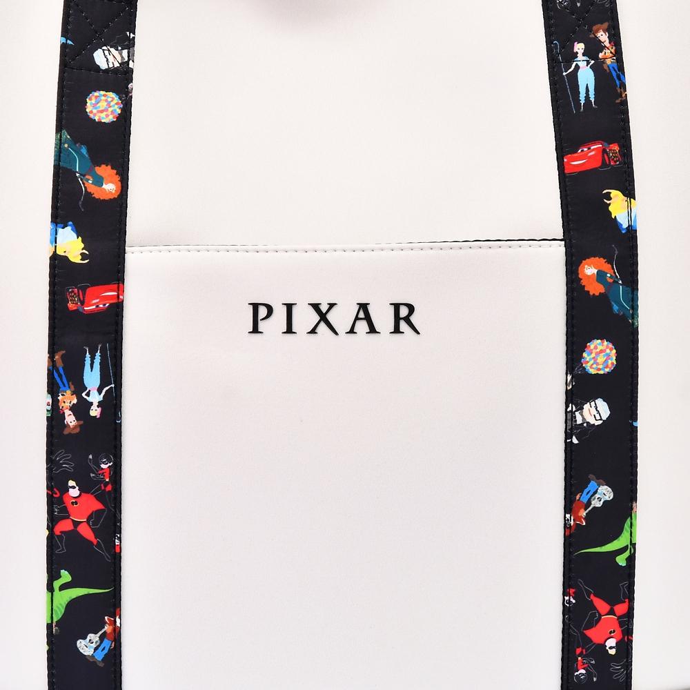 ピクサーキャラクター トートバッグ Pixar Better Together