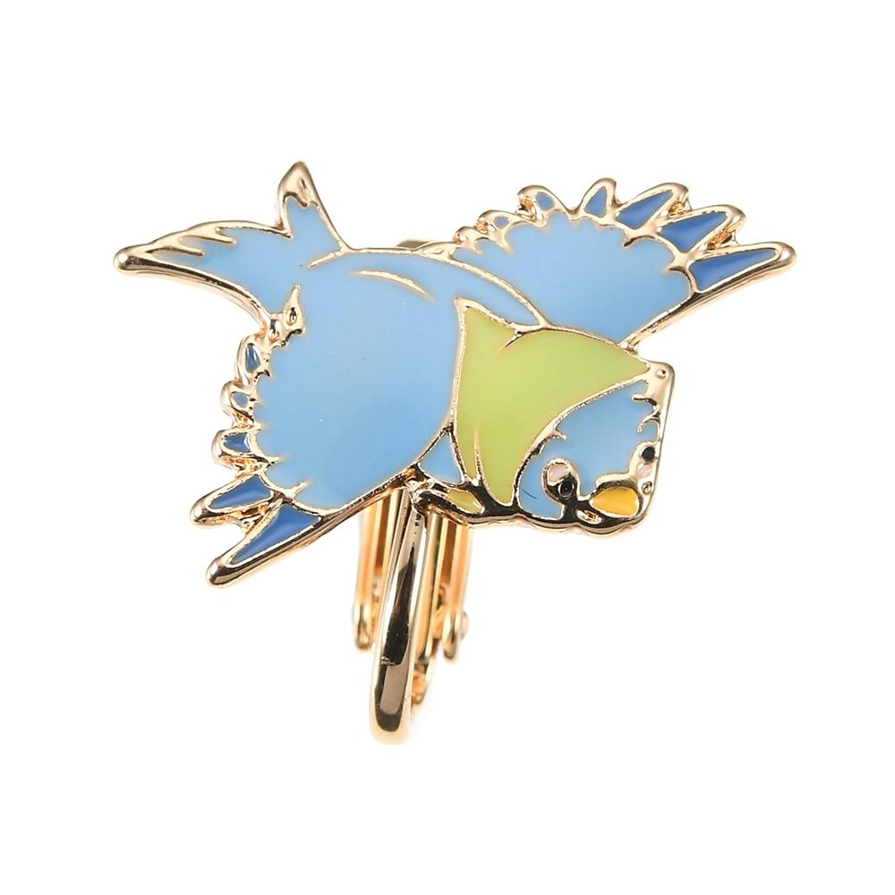 青い鳥 イヤリング(片耳用) シンデレラ